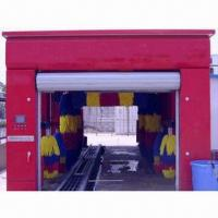 Fully Automatic Tunnel Car Wash Equipment, CE Certified