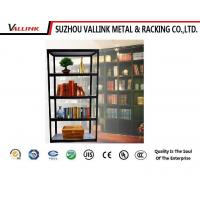 China Light Duty Boltless Steel Shelving With 5 Tier And Hidden Keyhole / Rivet Rack on sale