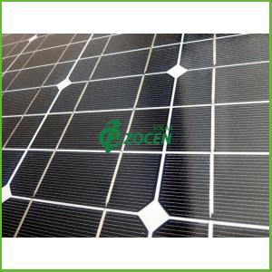 50 Watt High Efficient Monocrystalline Solar Module With Aluminium Frame Manufactures