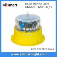 China 5NM Solar Marine Lights GPS Solar Marine Lantern Solar Marine Beacons Solar Navigation Lights for Ship Vessel Boat on sale