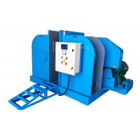 China Double Hook Debeader Tire Bead Wire Remover Machine , Waste Tyre Recycling Machine on sale