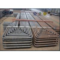 Carbon Steel Coils Superheater And Reheater Nickel Base Process For CFB Boiler ASME Manufactures