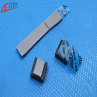 3.05g/Cc Gap Filler Pads Thermally Conductive RDRAM Memory Modules High Performance Manufactures