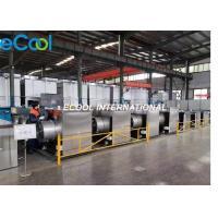 China Industrial Refrigeration Condensing Unit / Evaporator Unit Refrigeration for sale
