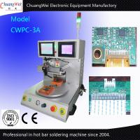 China Pulse Heat Thermode Soldering Machine Thermode Hot Bar Welding Machine on sale