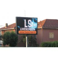 DIP 346 Advertising Outdoor LED Billboard P10 Full Color 1R1G1B Manufactures