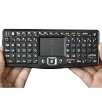 RII Mini Touch N7 Bluetooth Keyboard Version 3.0 for PC, Iphon4s, iPad2. Android Tablet, PS3. Smart Phone, Mini PC