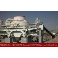 Vsi Sand Making Machine Vertical Shaft Impact Crusher For Construction Aggregate Manufactures
