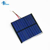 China High Efficiency PET Epoxy Solar Panel Photovoltaic With Solar Controller on sale