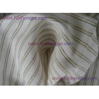 Linen Yarn-dyed Fabric Manufactures