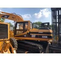 China 5.5km/H Rated Speed Second Hand Excavator E200B Used CAT Excavator Ready Working on sale