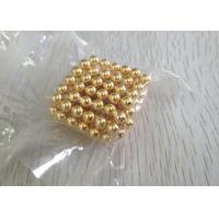 Extra Strong Ball Small Rare Earth Neodymium Magnets Used In Speakers Manufactures