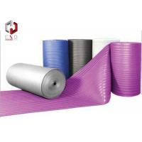 China Grey Purple Blue Black EPE Foam Sheet 1.2m Width For Packaging on sale