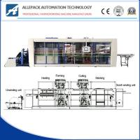 XG-A Automatic Thermoforming Machine Full Automatic Positive And Negative Manufactures