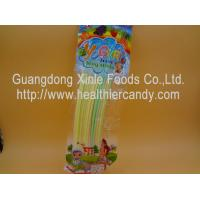 Multi Fruit Flavor Long CC Stick Candy / Sweets Lowest Calorie Candy Bar Manufactures