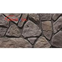 China Black artificial stone wall tiles on sale