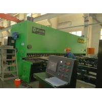 16mm Thckness 6000mm Hydraulic Cnc Shearing Machine For Metal Plate , Low Noise Manufactures