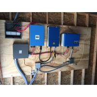China MPPT IP65 Solar Water Pump Controller 11KW on sale