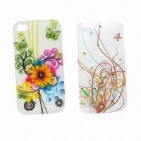 Patterns for Mobile Phones and iPhone, Available in Various Styles, with Diamond Case Manufactures