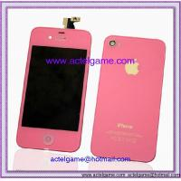 iPhone 4G LCD Screen + Back Cover + Home button iPhone repair parts Manufactures