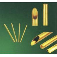 ASTM B111 C68700 / C44300 Seamless Thin Wall Copper Tubing O.D.3 - 60mm Manufactures