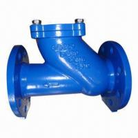 Ball Type Check Valve, Ductile Iron Body, NBR or EPDM Sphere Manufactures
