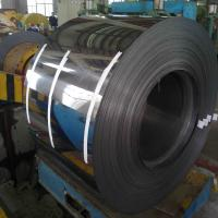 SUS201 BA Mirror Stainless Steel Strip Roll , ASTM 304 430 201 316L Aisi Steel Strip Coil 0.3mm-3mm Manufactures