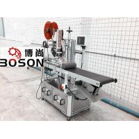 Automatic feeding Top Labeling Machine Sticker / self adhesvie Label type Manufactures
