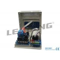 0.5-3HP S521 Single Phase Submersible Control Panel , Smart Water Pump Controller Manufactures