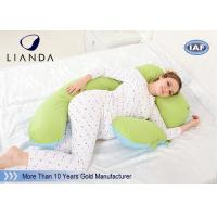 Buy cheap Customized Pregnancy Body Nursing Pillow Creative Comfortable , Baby U Shaped Pillow from wholesalers