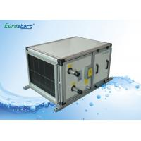 Eurostars Low Noise Commercial Air Handling Unit Ultra Thin Ceiling Type Manufactures