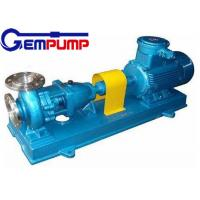 IH Horizontal Single Stage Chemical Centrifugal Pump for  food industry pump Manufactures