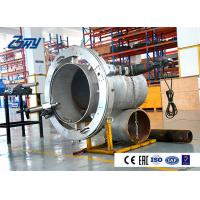 Lightweight Cold Stainless Steel Pipe Beveling Machine Star Wheel System Manufactures