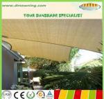 100% HDPE sun shade sail, outdoor garden sun shade net manufacturer Manufactures