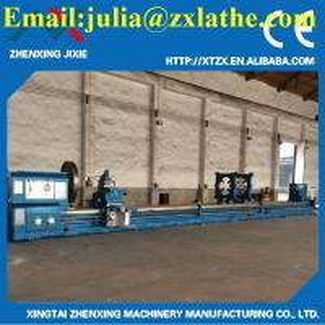 Cw61160 Heavy Duty Lathe Machine, Universal Turning Machine