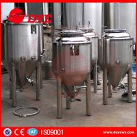 Durable Micro Beer Brewery Fermenting Tanks Pot Machine Equipment Manufactures