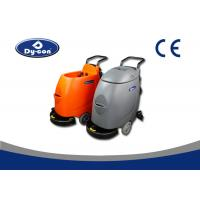 50Litre Recovery Tank  Floor Scrubber Machine  Saving Resources No Work Time Limit Manufactures