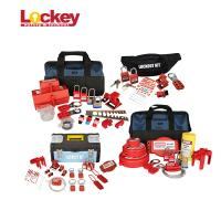 Combination Safety Portable Group Electrical Lockout Kit Loto Tagout Devices OEM Manufactures