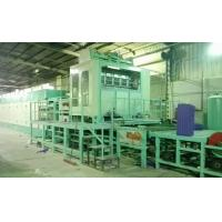 Egg Carton Pulp Moulded Machinery / Pulp Forming Machine To Save Labor Manufactures