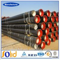 One leading Manufacturers of C25, C30, C40 K9 Ductile Iron pipe in China Manufactures