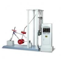 220v IEC Test Equipment / Pneumatic Drop Test Machine For 500mm Electric Bicycle Front Fork Assembly Manufactures