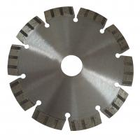 105mm - 180mm Combo Segmented Saw Blade For Concrete Block Reinforced Concrete Manufactures