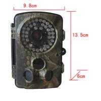 LED 12MP Acorn MMS Hunting Camera With PIR Motion Detection For Trailing Game Manufactures