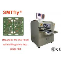 2500mm/s Auto PCB Depaneling Router Machine 150W 60000rpm/min Manufactures
