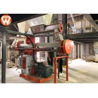 Large Yield Animal Feed Production Line Stable With Mixer Hammer Mill Machine Manufactures