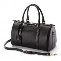 Superior Hand Made Womens Leather Travel Bag / Stylish Travel Bags For luggage Manufactures