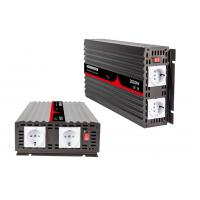 China 1500 Watt Pure Sine Wave Inverter 12V To 110V Emergency Power Inverter on sale