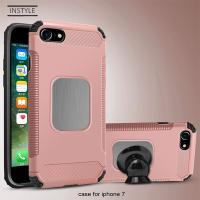 Factory Wholesale Hard Rigid Car Mount Magnetic Phone Case for iPhone and for Samsung Manufactures