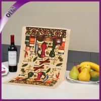 Microfiber Cloth Kitchen Towel In Assorted Printing Pattern Manufactures