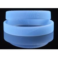 Quality Design Your Own Silicone Bracelet For Men Durable Glow in Dark for sale